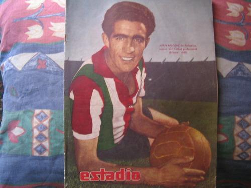 estadio n° 919, 5 ene 1961  juan falfon de palestino