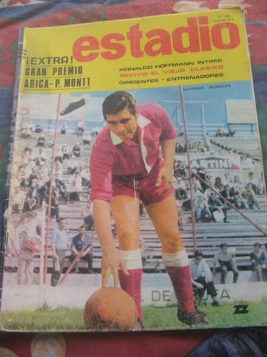 estadio n°1378, 27 nov 1969
