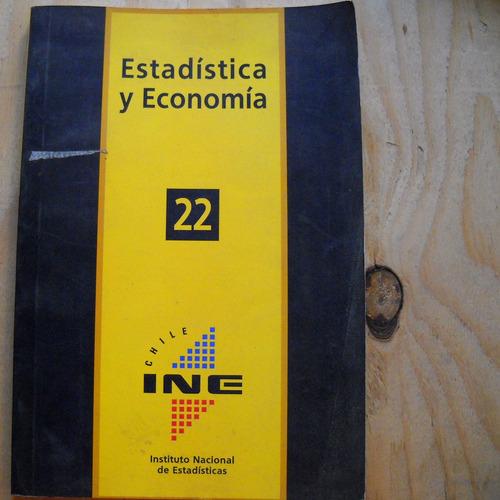 estadistica y economia, instituto nacional de estadistica, s