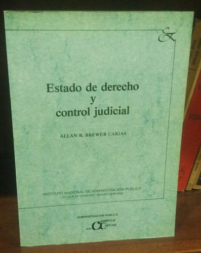 estado de derecho y control judicial.usado