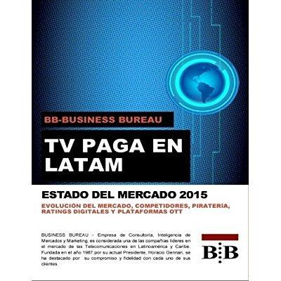 estado de la tv paga 2015: estado del mercado 2015. evolu...