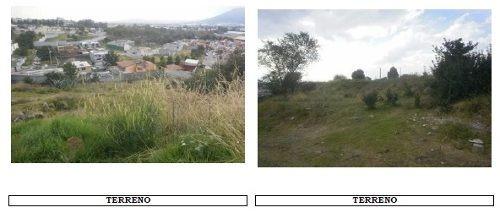 estado de méxico atlacomulco las fuentes terreno residencial en venta