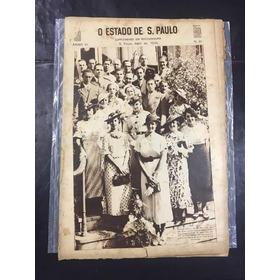 Estado De São Paulo -supplemento Em Rotogravura N°81- M.lenk