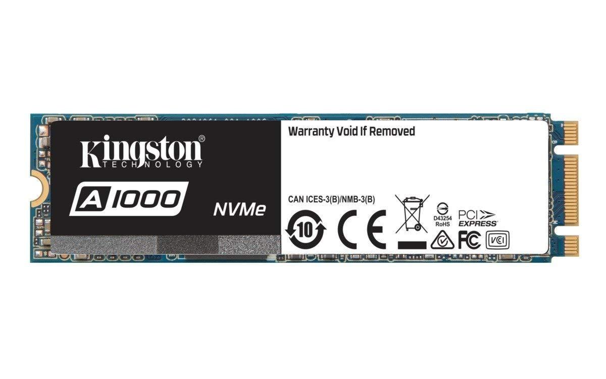 Resultado de imagen para SSD Kingston Technology SA1000M8/480