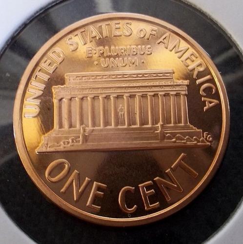 estados unidos, 1 centavo 2005  s  (proof)