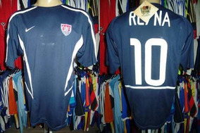 11f259d22c Camisa Da Seleçao Dos Estados Unidos Vermelha no Mercado Livre Brasil