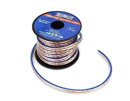 estados unidos absoluta swh1225 calibre 12 cable de altavoz
