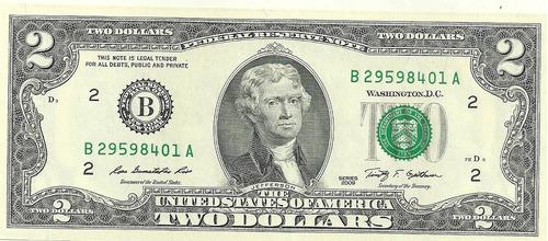 estados unidos billete