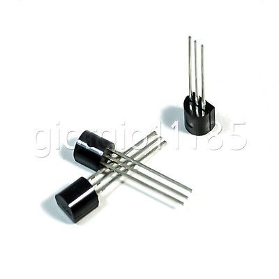 estados unidos bolsa 100pcs propósito general transistor ss8