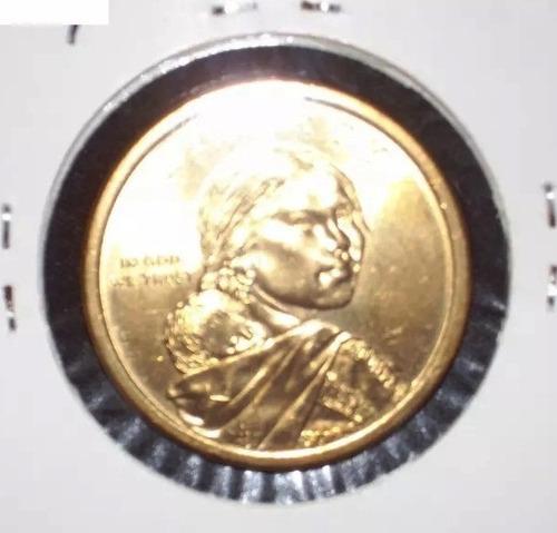 estados unidos, dolar nativos americamos 2010 d