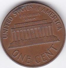 estados unidos! one cent 1964 - lincoln