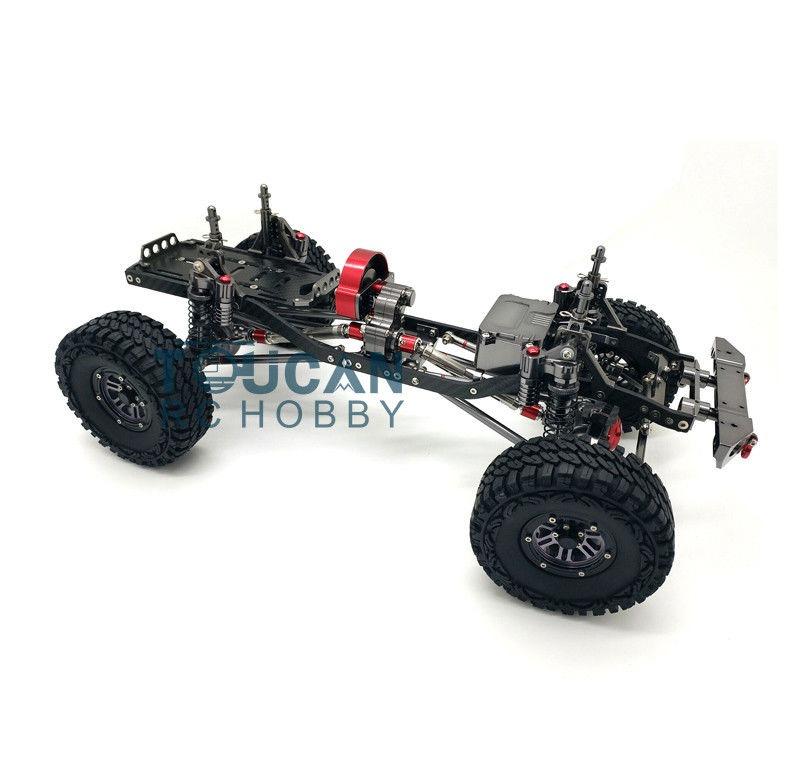 Estados Unidos Stock 1/10 Axial Scx10 Cnc Rock Crawler Rc - $ 1.961 ...