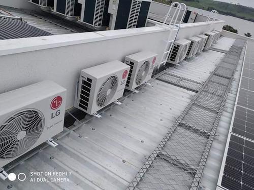 estalaçao de ar condicionado e manutençao em geral