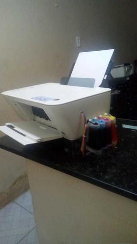 estalacao de bulk ink nas impressoras de cartuchos
