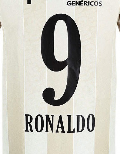 Estampa Fonte Número Letras Nome - Camisa Corinthians 2010 - R  40 ... 32ee2e532b90f