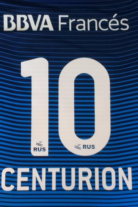Estampado Boca Juniors 2017 Camiseta Azul 3era. Original -   220 af8d7c48961de