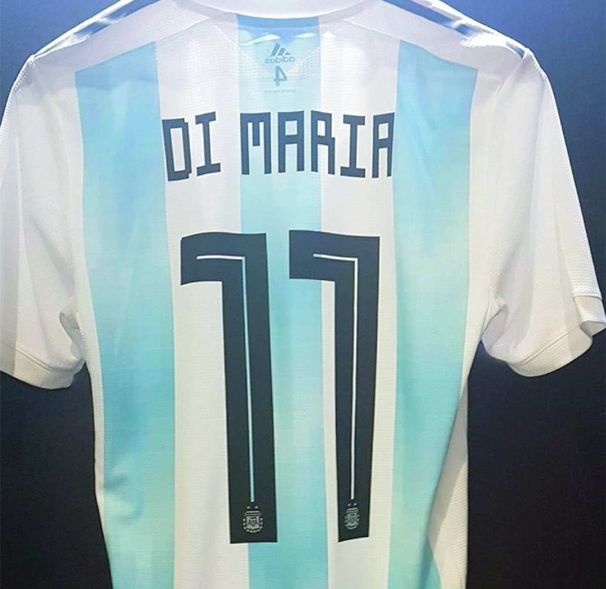 28ea0dec5e estampado camiseta argentina 2018 6 cuotas sin interés. Cargando zoom.