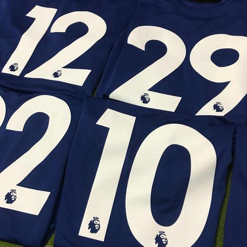 estampado camisetas de fútbol u otras equipo completo
