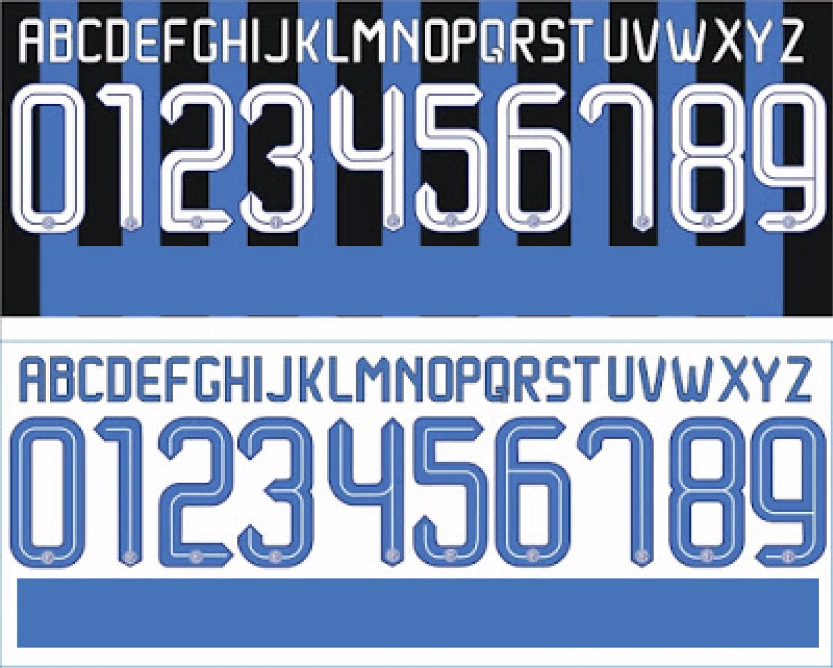 Estampado De Nombres Números Y Logotipos En Vinil -   18.00 en ... 476580dd275a0