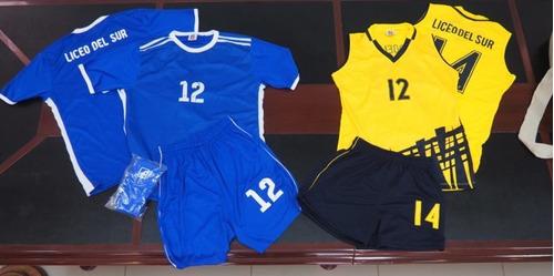 estampado de uniformes de equipos deportivos.