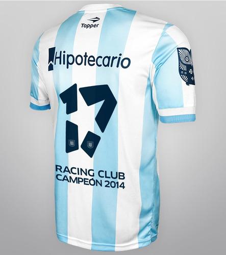 estampado numero racing campeon 2014 17 estrellas
