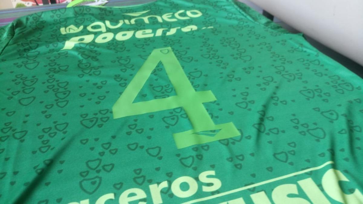 30be89642f Estampado Numeros Camiseta Sarmiento De Junin Penalty -   18