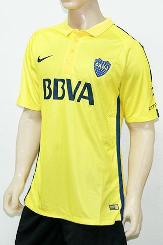 5b41b86fcb2b4 Estampado Publicidad Camiseta Boca Juniors Bbva Arreglamos -   399 ...