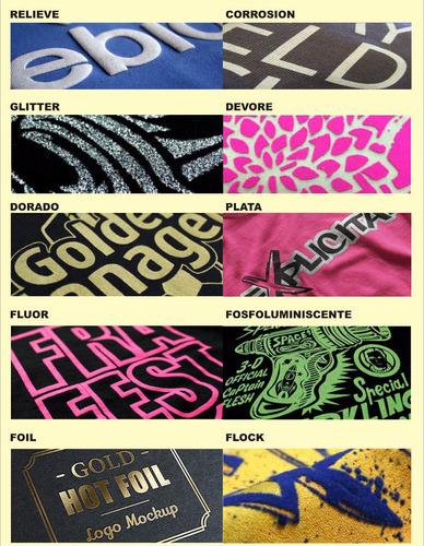 estampado remeras - serigrafia - bolsas - logo - diseños