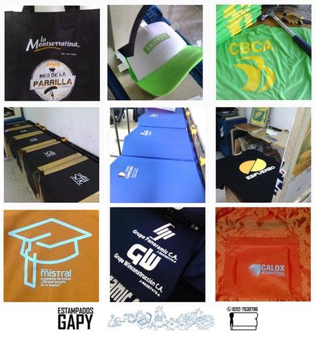 estampado serigrafia para franelas camisas bolsas ecologica