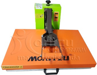 estampadora sublimadora plancha multifuncion 40x60cm moritzu