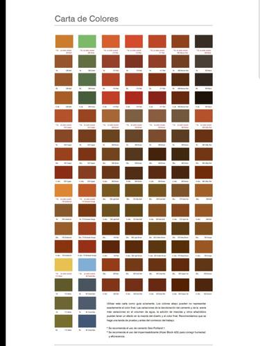 estampados a color 100 colores disponibles