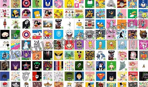 estampados cojines 1000 diseños vectorizados + obsequio