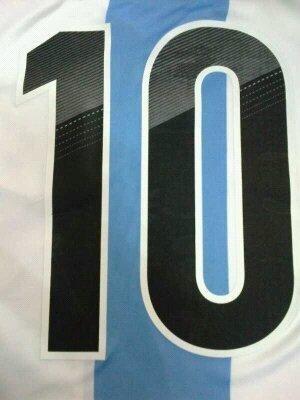 estampados numeros afa adidas oficiales mundial 2014 nuevos
