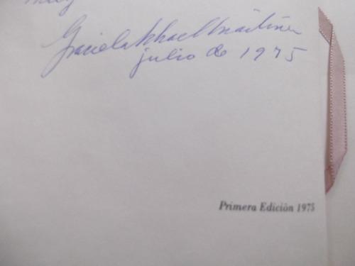 estampas caraqueñas gabriela schael martinez 1a ed firmado