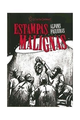 estampas malignas(libro suspense y terror)