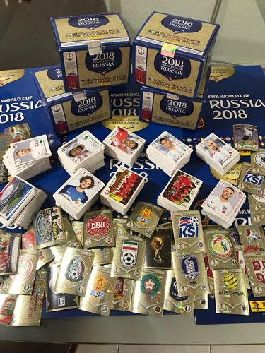 estampas mundial rusia 2018 album panini