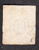 estampilla sello antiguo ultima impresion de londres fili 1