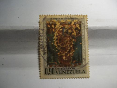 estampilla venta d colección venezuela antigua usado 1970