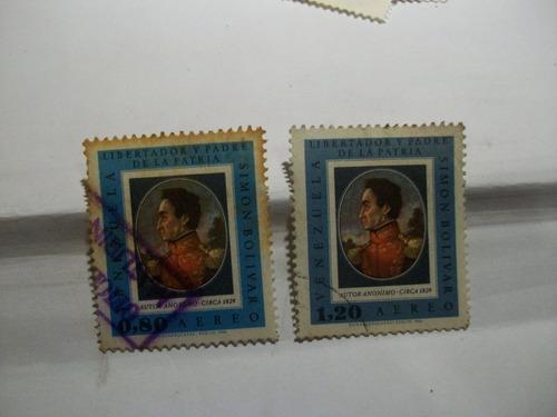 estampilla venta d colección venezuela antigua usado lote