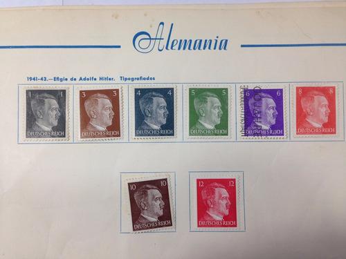 estampillas alemania 3 reich años 40 (27)