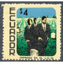 Estampilla Ecuador 1 Valor De 1970 John F. Kennedy