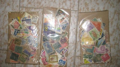 estampillas de venezuela