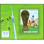Estampilla Guinea Ecuatorial Hoja Mundial Futbol Argentina78