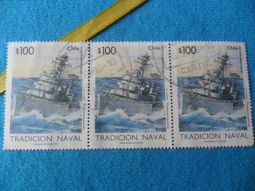 estampillas tradicion naval