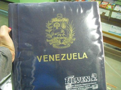 estampillas venezuela estatua de simón bolívar 1940-44