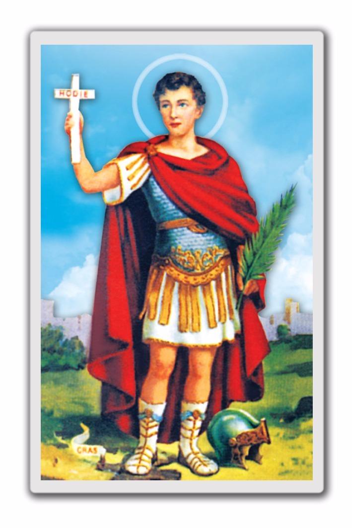 Estampitas Plastificadas Jesús Virgen Y Santos X 200 70000 En