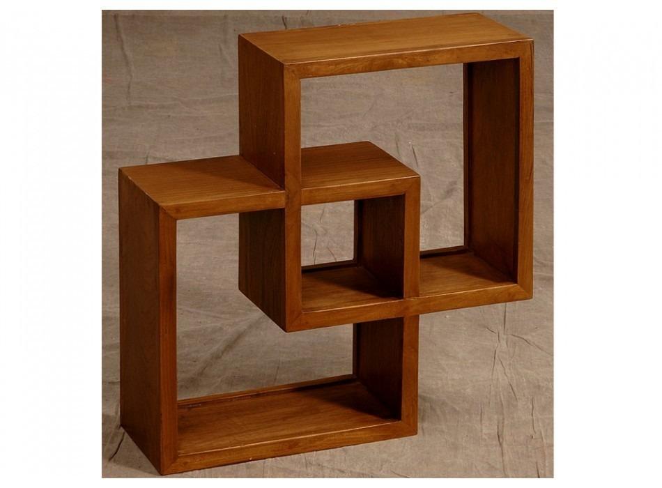 Imagenes de muebles de madera faciles de hacer for Muebles para cds madera