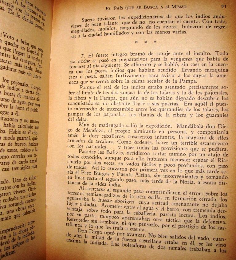 Estancia 2ts Gaucho Pulperia Campo Argentino Historia Social