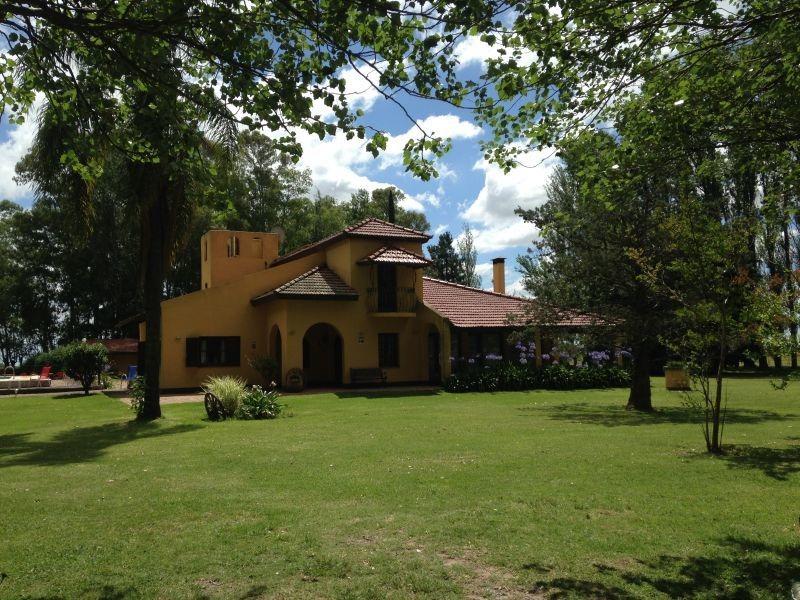 estancia turistica chascomus