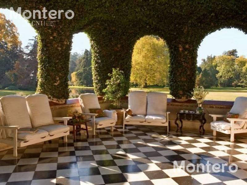 estancia villa maria.lote de 3400 m2, en bº cerrado. fos: 20. fot: 30.
